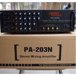 Ampli Jarguar PA-203N, Hàng Loại 1, 8 sò to.