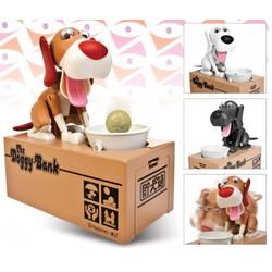 Trò chơi chó ăn xu giải stress cực vui -150