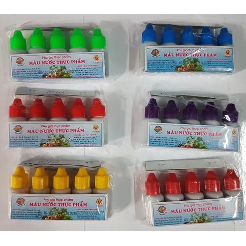 combo 3 vỉ màu thực phẩm nguyên liệu làm slime 60k - 5528861 , 9294230 , 15_9294230 , 60000 , combo-3-vi-mau-thuc-pham-nguyen-lieu-lam-slime-60k-15_9294230 , sendo.vn , combo 3 vỉ màu thực phẩm nguyên liệu làm slime 60k