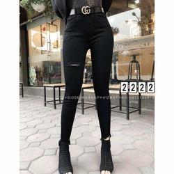 Combo những mẫu quần đen trơn hot nhất thị trường