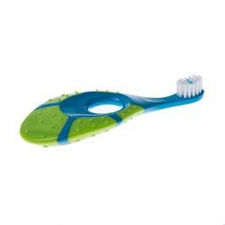 Bàn chải đánh răng Jordan xanh cho bé 0-2 tuổi Xách tay Đức