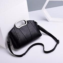 Túi da đeo chéo thời trang