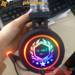 Tai nghe Gnet H99 7.1 cổng USB
