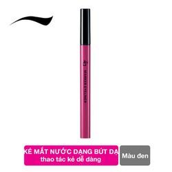 Bút Lông Kẻ Mắt Nước Dễ Dàng Za Marker Eyeliner BK999 0.5ml