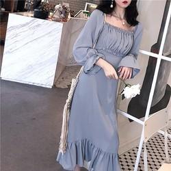 Đầm vintage phong cách quý cô cổ điển