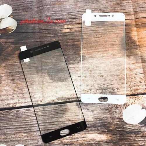 Dán cường lực Vivo X7 Plus Full màn hình