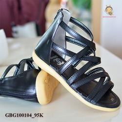Giày Sandal quai dây, khóa kéo sau thời trang GBG100104_95K