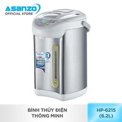 Bình thủy điện thông minh Asanzo HP-6215 6.2 lít