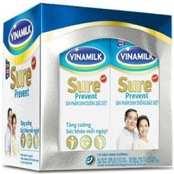 Thùng 48 hộp sữa uống dinh dưỡng Vinamilk Sure Prevent 200ML
