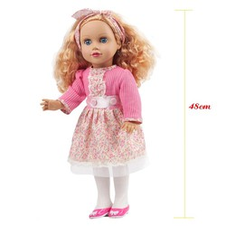 BÚP BÊ AMERICAN KIDDY GIRL - BB262