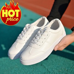 Giày trắng nam đẹp - Giày trắng nam đẹp