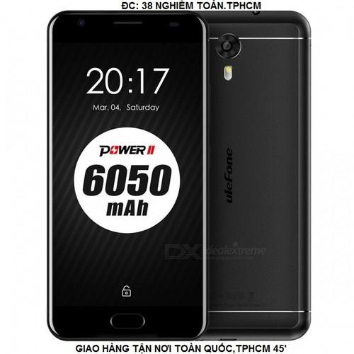 Điện thoại Ulefone power 2 ram 4gb rom 64gb màu đen