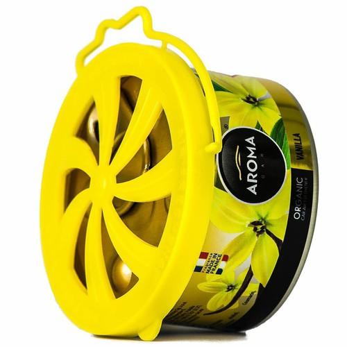 Sáp thơm hữu cơ Aroma Car Organic 40g - Vanilla