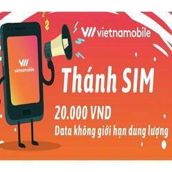Thánh sim vietnamobile không giới hạn data