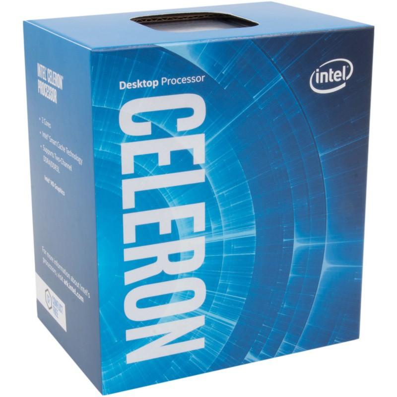 CPU Intel Celeron G4900 3.1Ghz- 2C2T- 6MB- Coffee Lake 1