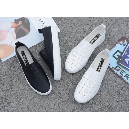 Giày lười - Giày Mọi - Giày Slip on nữ  năng động  hè 2018 – GO45