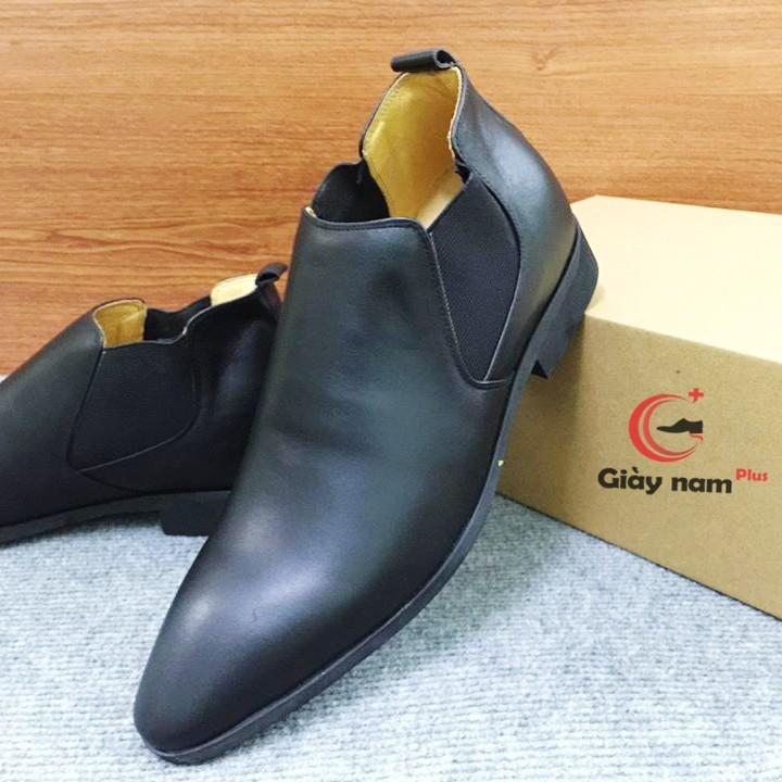 Giày tăng chiều cao nam Chelsea Boot G13D 6