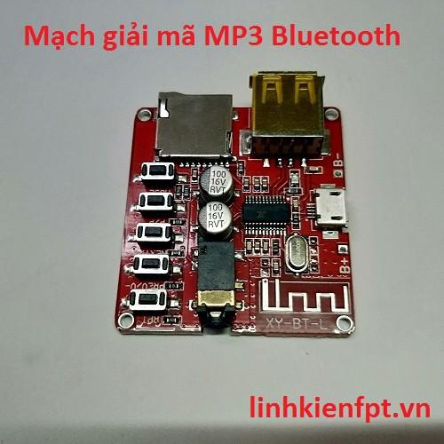 Mạch giải mã bluetooth MP3