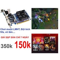 Card màn hình GT N210 1GB DDR3