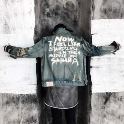 áo khoác jeans rách sahara Mã: NK1231 - XANH