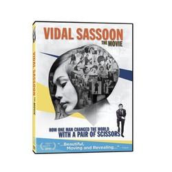 Bộ DVD giáo trình dạy cắt tóc Vidal Sassoon , tặng kèm USB 16GB
