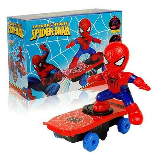 Đồ chơi người nhện trượt ván cho bé - 5534086 , 9305638 , 15_9305638 , 150000 , Do-choi-nguoi-nhen-truot-van-cho-be-15_9305638 , sendo.vn , Đồ chơi người nhện trượt ván cho bé