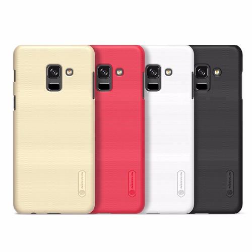 Ốp lưng cho Samsung Galaxy A8 Plus-2018 Nillkin chính hãng