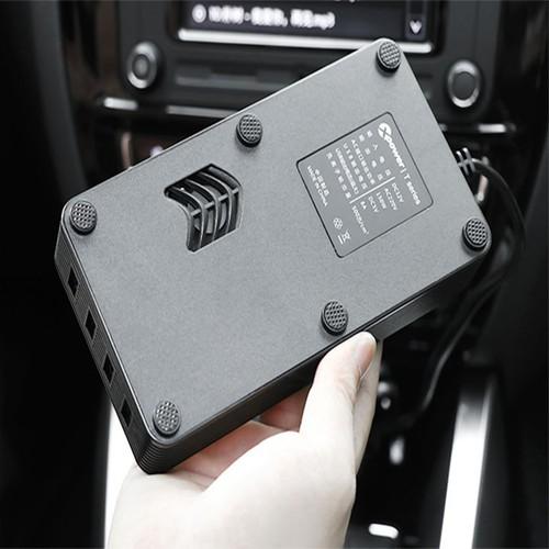 Sạc đổi nguồn trên xe hơi