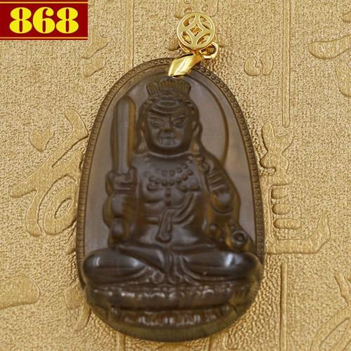 Mặt dây chuyền Bất động minh vương Obsidian 5cm - 5537444 , 9311979 , 15_9311979 , 140000 , Mat-day-chuyen-Bat-dong-minh-vuong-Obsidian-5cm-15_9311979 , sendo.vn , Mặt dây chuyền Bất động minh vương Obsidian 5cm