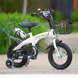 Xe đạp trẻ em kiểu dáng thể thao SUPER SPORT 14/ 16 inch