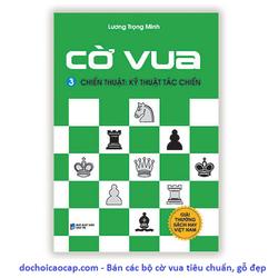 Sách cờ vua - Chiến thuật kỹ thuật tác chiến