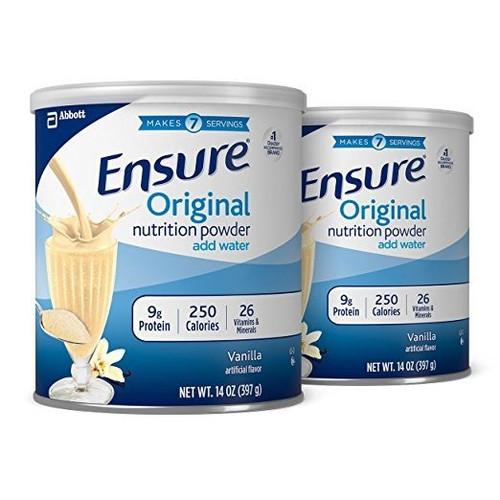 Sữa bột ensure  powder 400g-  mỹ