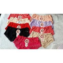 CHUYÊN SỈ: 10 quần lót ren đẹp form nhỏ