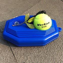 bộ tập tennis ngoài trời