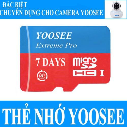 thẻ yoosee chuyên camera ip