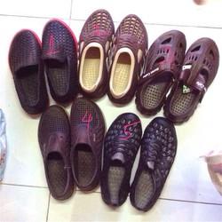 Giày nhựa nam siêu nhẹ