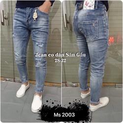 Quần Jeans Nam Thời Trang   MS 2003