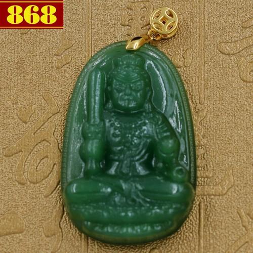 Mặt dây chuyền Bất động minh vương ngọc tủy xanh - 5537446 , 9311981 , 15_9311981 , 200000 , Mat-day-chuyen-Bat-dong-minh-vuong-ngoc-tuy-xanh-15_9311981 , sendo.vn , Mặt dây chuyền Bất động minh vương ngọc tủy xanh