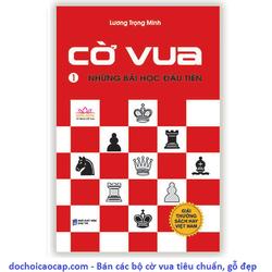 Sách cờ vua  - Những bài học đầu tiên