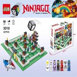 Ninjago Master of Spinjitzu KTB230