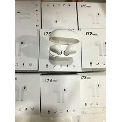 Tai Nghe Bluetooth Nhét Tai i7S  NEW Siêu Nhỏ Gọn