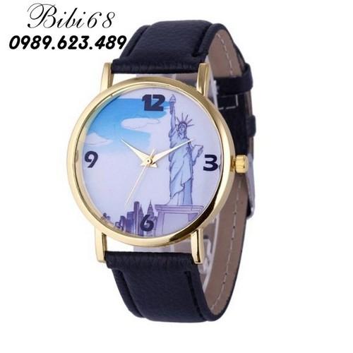 Đồng hồ nữ W10-Den màu đen giá tốt