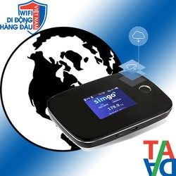 Cho thuê WIFI du lịch Quốc tế Simgo - Dùng trên 90 quốc gia