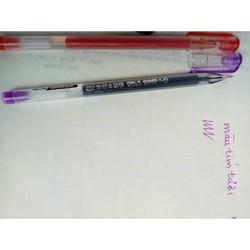 24 cây bút viết gel nước mực tím