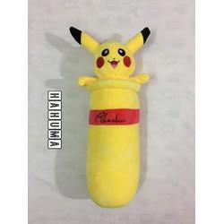 Gối ôm pikachu cho bé yêu là quà tặng cho bé dễ thương