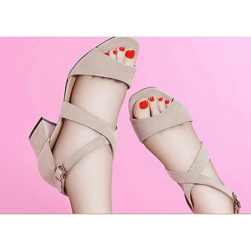 Giày cao gót dây xịn