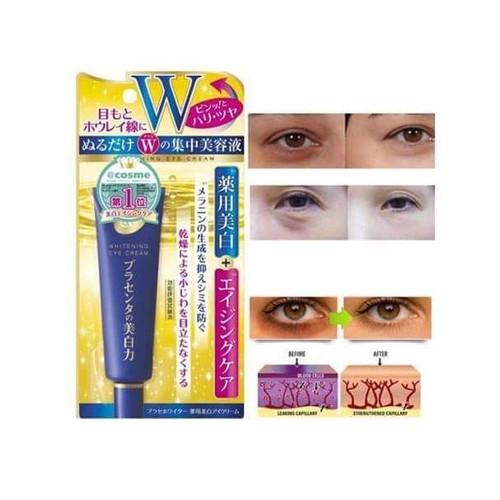 Kem dưỡng mắt Meishoku PlaceWhiter Medicated Whitening Eye Cream 30g - 5542387 , 9322809 , 15_9322809 , 230000 , Kem-duong-mat-Meishoku-PlaceWhiter-Medicated-Whitening-Eye-Cream-30g-15_9322809 , sendo.vn , Kem dưỡng mắt Meishoku PlaceWhiter Medicated Whitening Eye Cream 30g