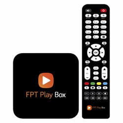 Android TV Box FPT Play 2018