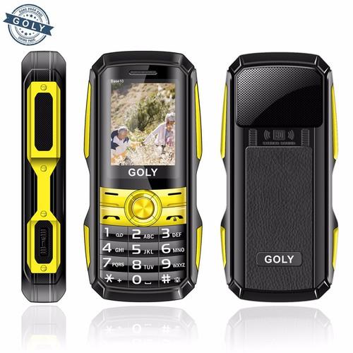 Điện thoại pin khủng chống va đập mạnh Goly Base 30| Hàng chính hãng - 5551203 , 9342687 , 15_9342687 , 450000 , Dien-thoai-pin-khung-chong-va-dap-manh-Goly-Base-30-Hang-chinh-hang-15_9342687 , sendo.vn , Điện thoại pin khủng chống va đập mạnh Goly Base 30| Hàng chính hãng