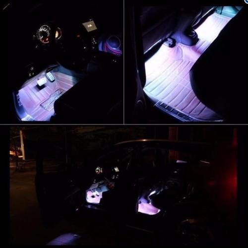 Đèn led trang trí chiếu gầm nội thất đổi màu cho xe hơi theo nhạc - 4432800 , 9327559 , 15_9327559 , 280000 , Den-led-trang-tri-chieu-gam-noi-that-doi-mau-cho-xe-hoi-theo-nhac-15_9327559 , sendo.vn , Đèn led trang trí chiếu gầm nội thất đổi màu cho xe hơi theo nhạc